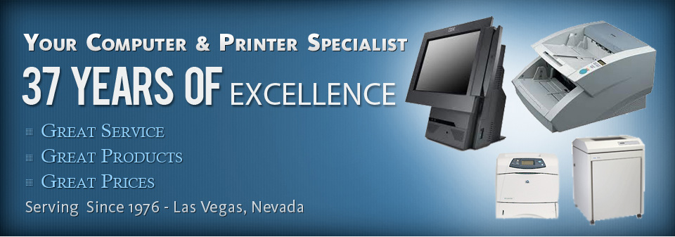 Printer Repair Service Las Vegas NV